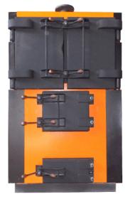 Промышленные котлы БТС-Б на угле и дровах
