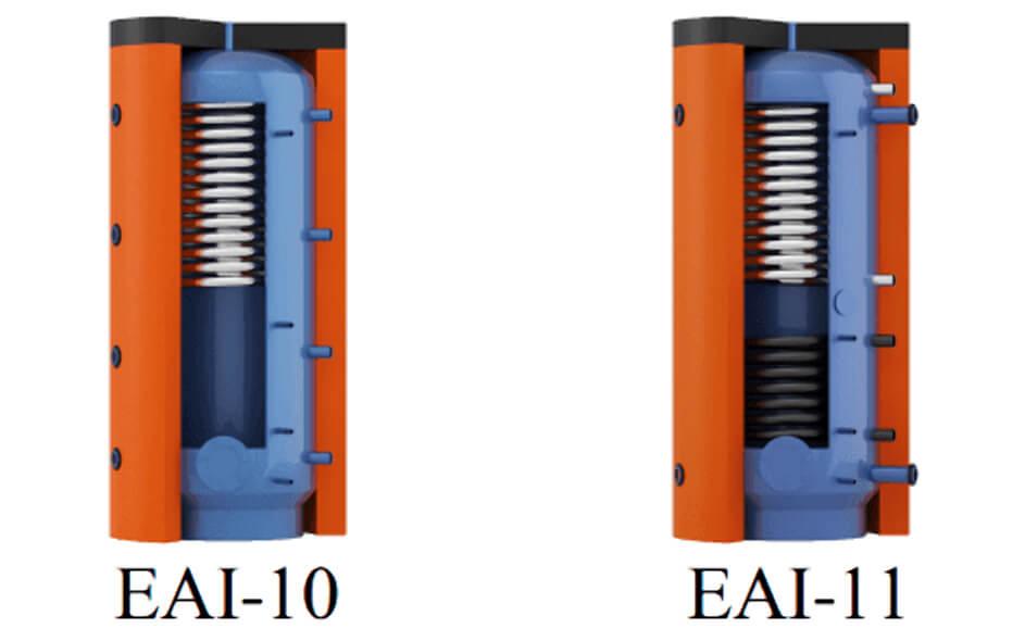 Теплоаккумуляторы EAI