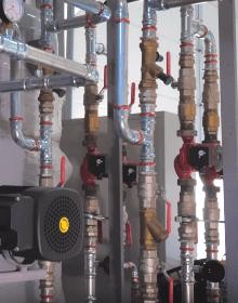 Монтаж и модернизация отопительных систем