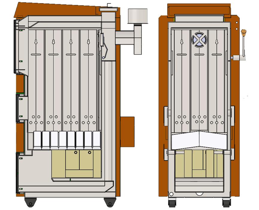 Размеры и устройство КТГ Премиум